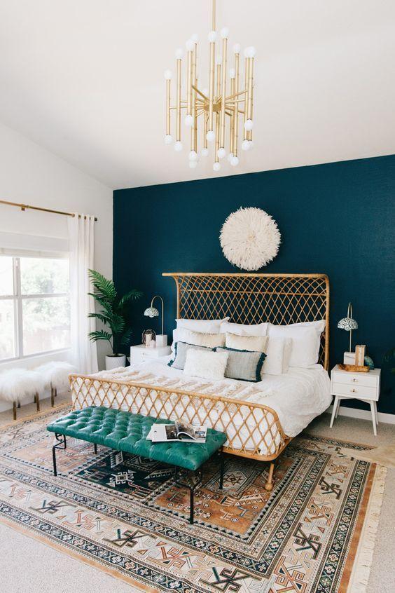 Deco Chambre Vert Canard - Amazing Home Ideas - freetattoosdesign.us