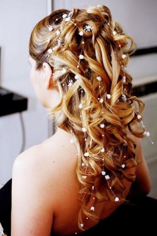 Coiffure De Mariage 2017 Cheveux Lach S Leading Inspiration Culture