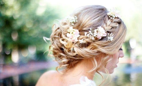 Coiffure Mariage 2017 Cheveux Mi Long Millaulespiedssurterre