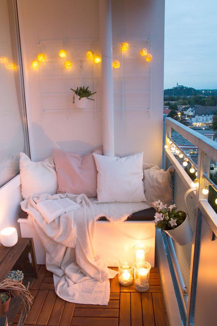 Deco Salon Anleitung Sitzbox Fur Den Balkon Bauen