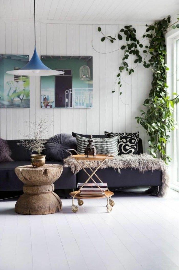 Déco Salon - comment creer une ambiance zen dans le salon ...