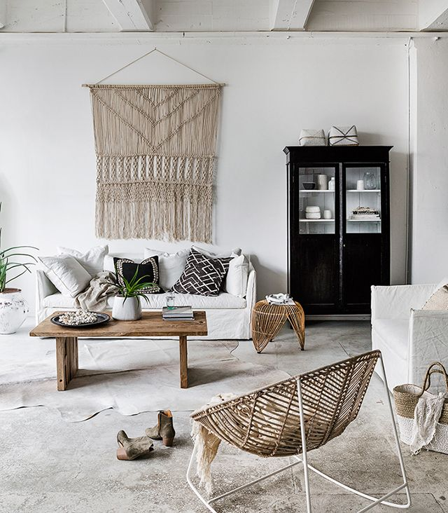 d co salon no one does an effortless boho style summer quite like indie home collective. Black Bedroom Furniture Sets. Home Design Ideas