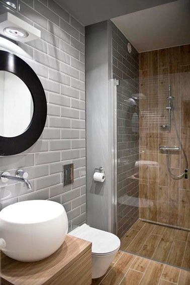 Idée décoration Salle de bain - 10 petites salles de bain pleines ...