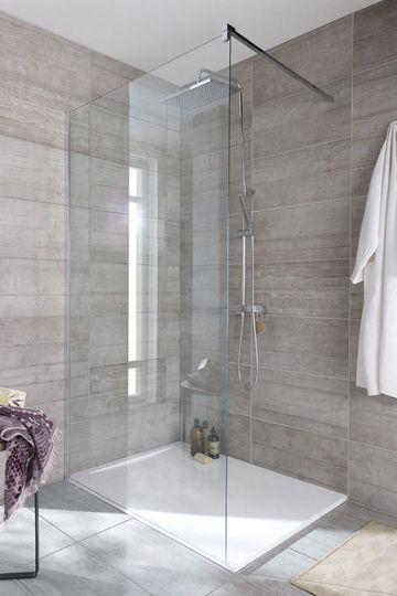 idée décoration salle de bain - carrelage et faïence salle de ... - Faience Salle De Bain Moderne