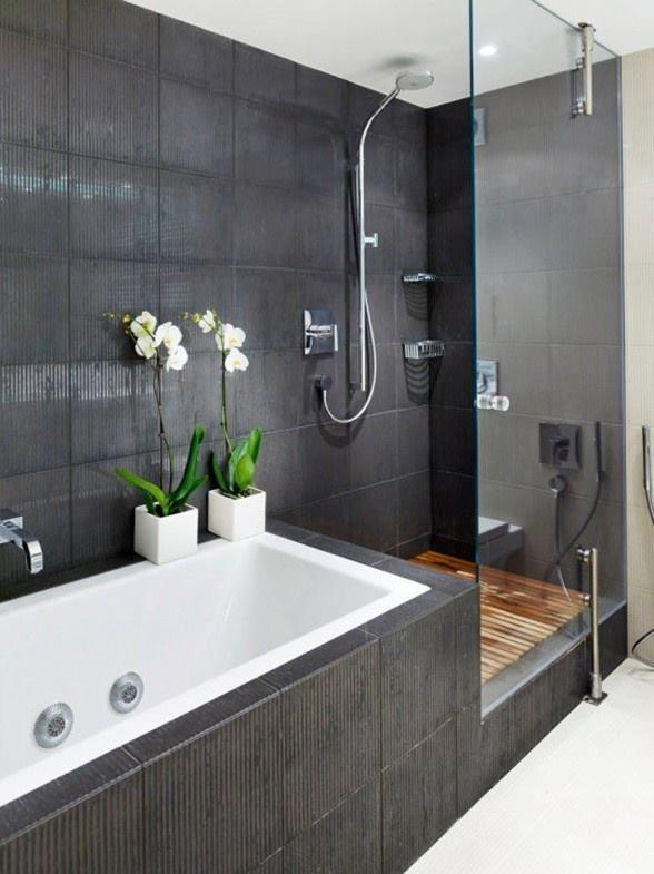 Idée décoration Salle de bain - Question de style : Les salles de ...
