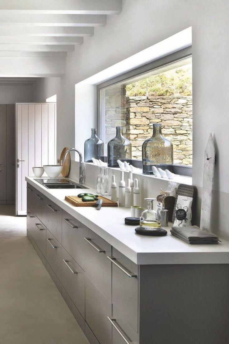 id e relooking cuisine 24 mod les de cuisine contemporaine moderne chic urbaine. Black Bedroom Furniture Sets. Home Design Ideas