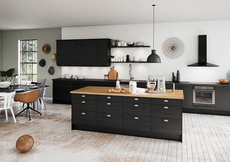 Id e relooking cuisine belle id e d co cuisine moderne - Deco cuisine moderne blanc ...