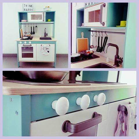 ikea ikeahack diydecor playkitchen kitchen christmasgift lightbox duktig listspirit. Black Bedroom Furniture Sets. Home Design Ideas