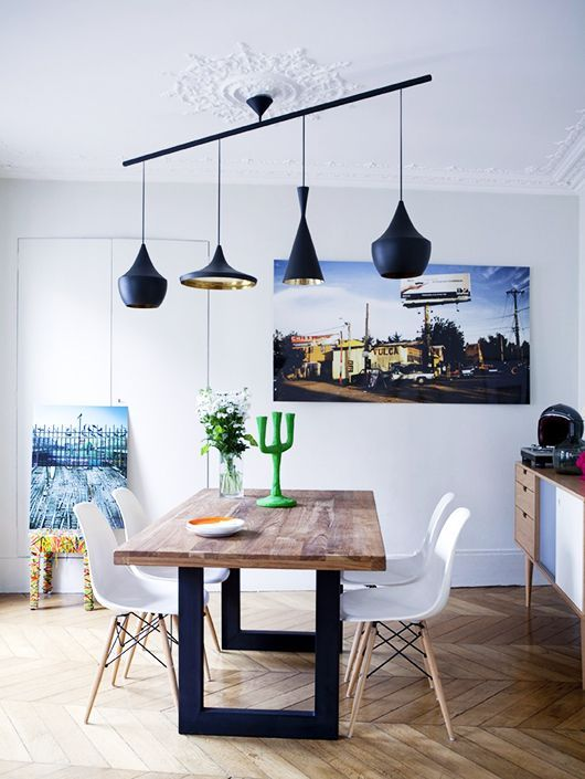 Stunning Idees Deco Salle A Manger Photos - Amazing House Design ...