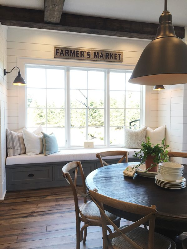 How To Style A Home Fit For A Family: Farmhouse Style Home Tour