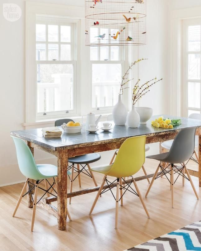 Chaises Modernes Salle Manger Free Table Moderne U