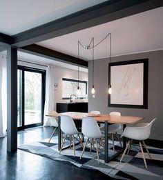 Best Idee Deco Salle A Manger Moderne Ideas - Design Trends 2017 ...