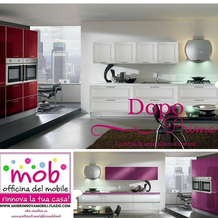 Id e relooking cuisine mobili su misura rinnova la - Realizza la tua cucina ...