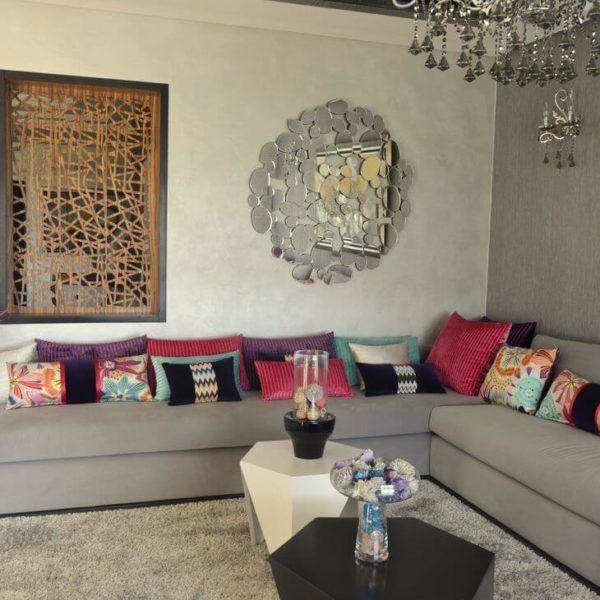 Déco Salon - Espace Deco - Salon Marocain Réalisation du ...