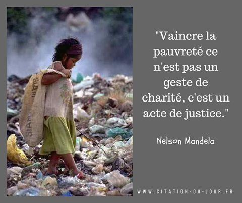 Citation 20 Février Journée Mondiale De La Justice