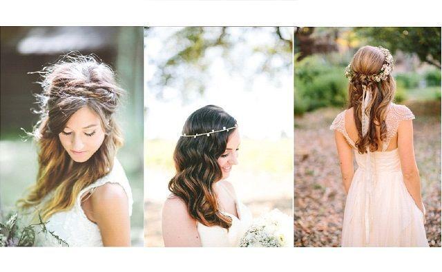 Description. cool Coiffure de mariage 2017 \u2013 coiffure mariée cheveux lachés  avec voile