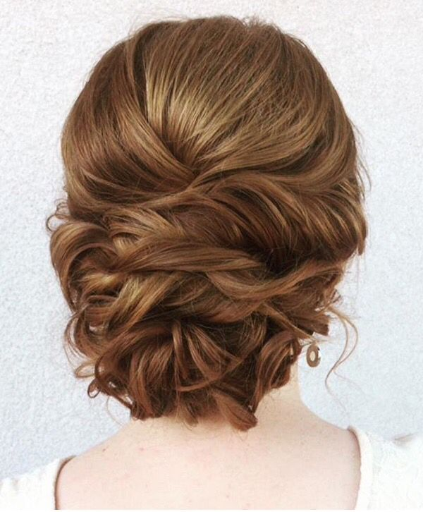 Updo Hairstyles For Wedding Guests: Wedding Hairstyles For Long