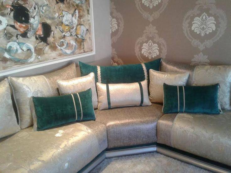 d co salon salon marocain nesdesign leading inspiration culture. Black Bedroom Furniture Sets. Home Design Ideas