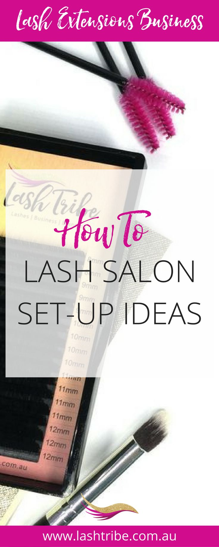 d co salon learn how to set up a basic home eyelash extensions salon studio room or bar. Black Bedroom Furniture Sets. Home Design Ideas
