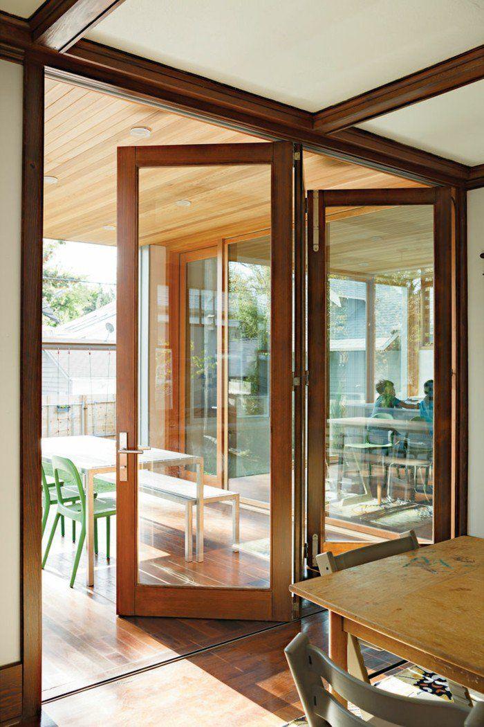 d co salon porte pliante leroy merlin en verre et bois. Black Bedroom Furniture Sets. Home Design Ideas