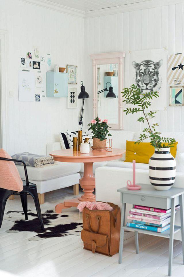 Déco Salon - Petit salon moderne : 16 photos déco ...