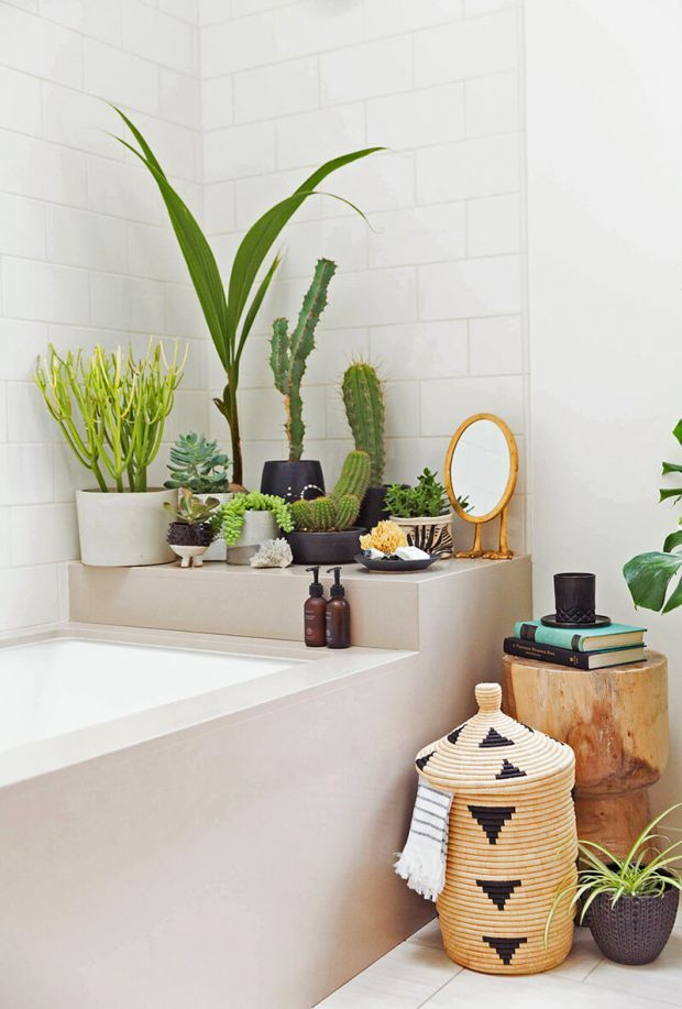 Décoration Nature - 3 idées déco pour relooker sa salle de bain ...