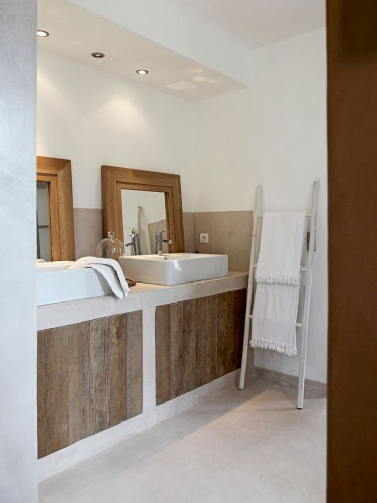 description salle de bains pure - Salle De Bain Epuree
