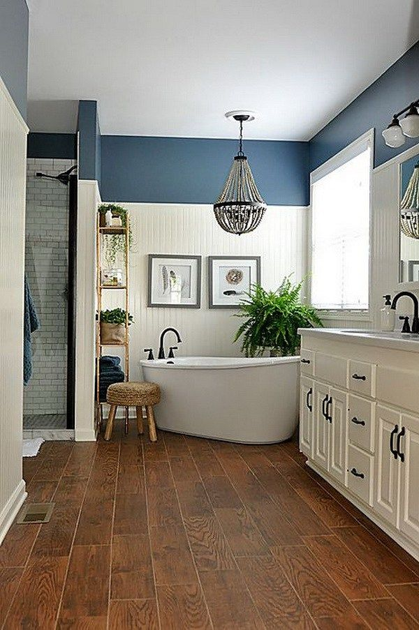 white master bathroom ideas id 233 e d 233 coration salle de bain navy blue and white master 22737