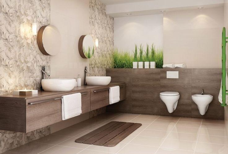 Idée décoration Salle de bain - Salle de bain beige - idées ...