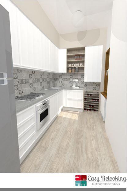 Come ti arredo #5: arredare la cucina e il soggiorno in stile shabby ...