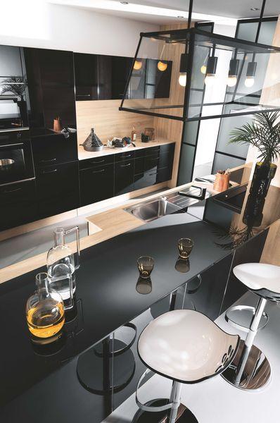 Id e relooking cuisine cuisine mobalpa 5 mod les de for Idee cuisine ouverte sur salon