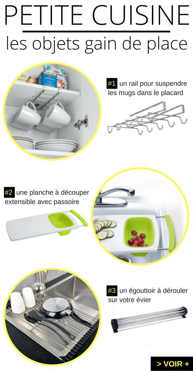 id e relooking cuisine les objets gain de place indispensables pour une petite cuisine www. Black Bedroom Furniture Sets. Home Design Ideas