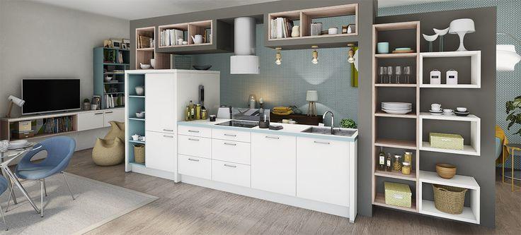 id e relooking cuisine vogue cuisines ixina leading inspiration culture. Black Bedroom Furniture Sets. Home Design Ideas