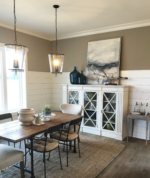 Salle manger 2016 bia parade of homes for How to come up with painting ideas