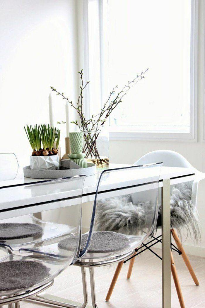 description chaise transparente ikea - Ikea Chaise Transparente