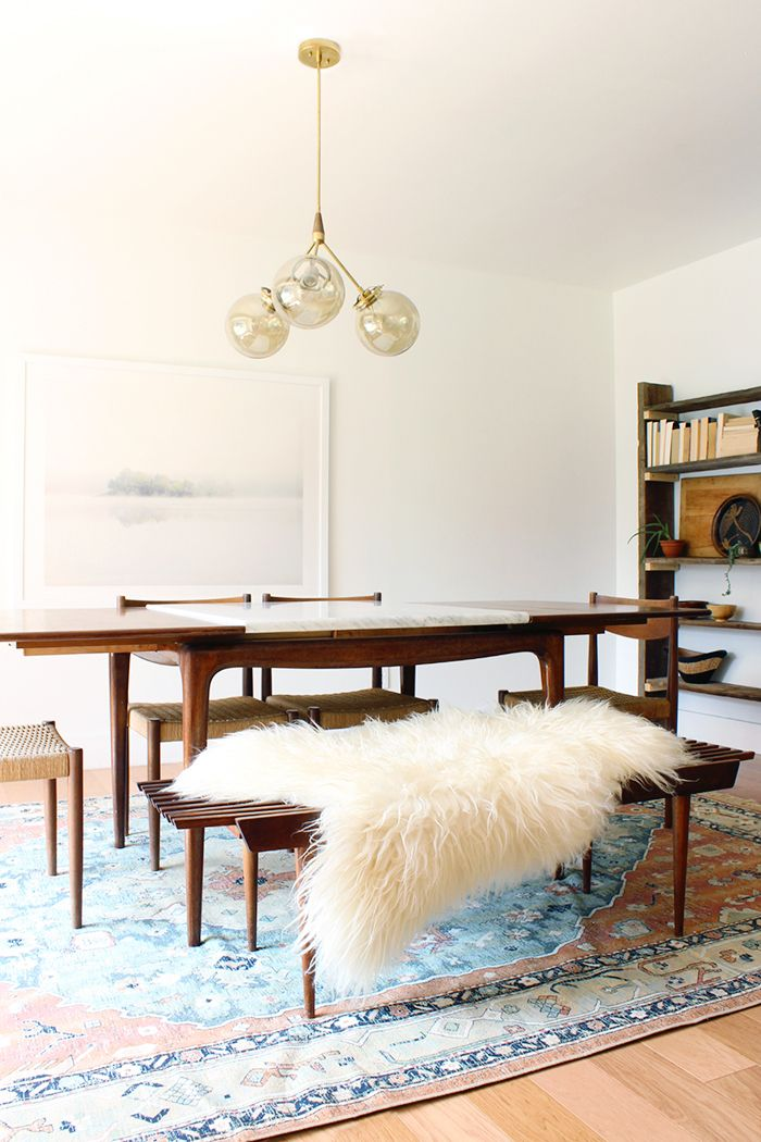 salle manger how to design a dining room in 5 easy. Black Bedroom Furniture Sets. Home Design Ideas