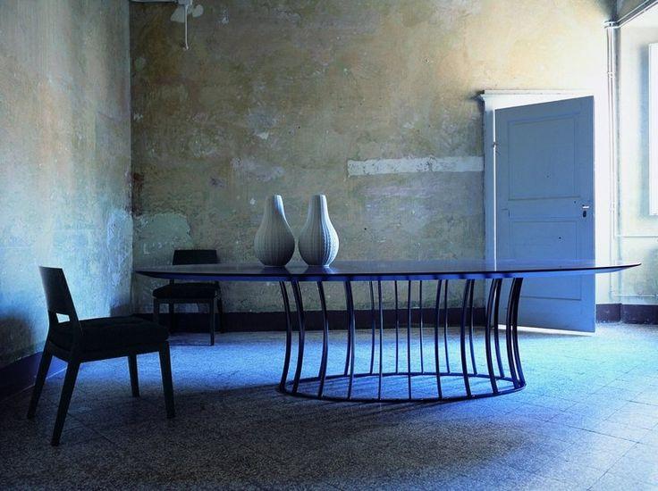 Salle à manger - Table salle à manger de design italien en ...