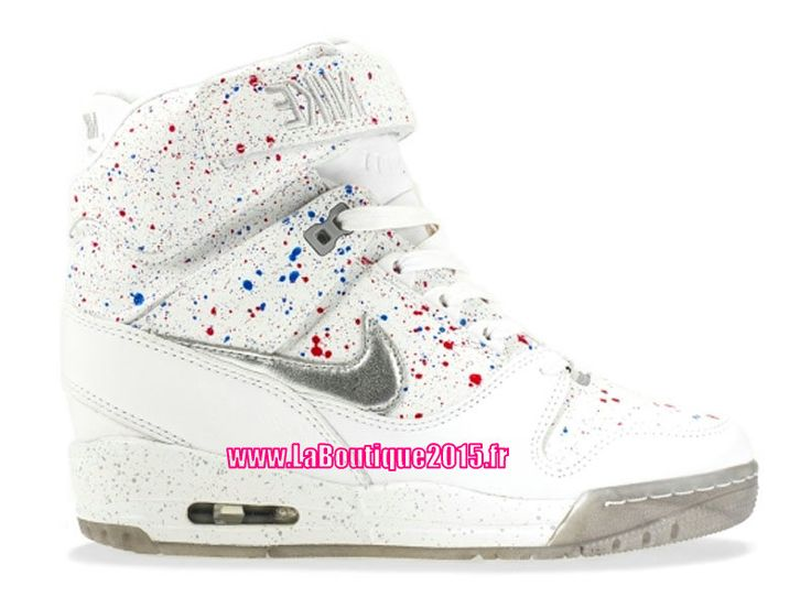 chaussure nike aire montante femme