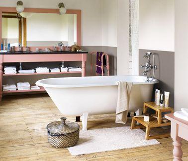 Idée décoration Salle de bain - 26 Couleurs Peinture Salle ...