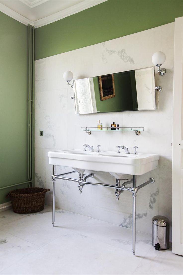 id e d coration salle de bain des id es et des conseils pour cr er une d co vintage dans la. Black Bedroom Furniture Sets. Home Design Ideas