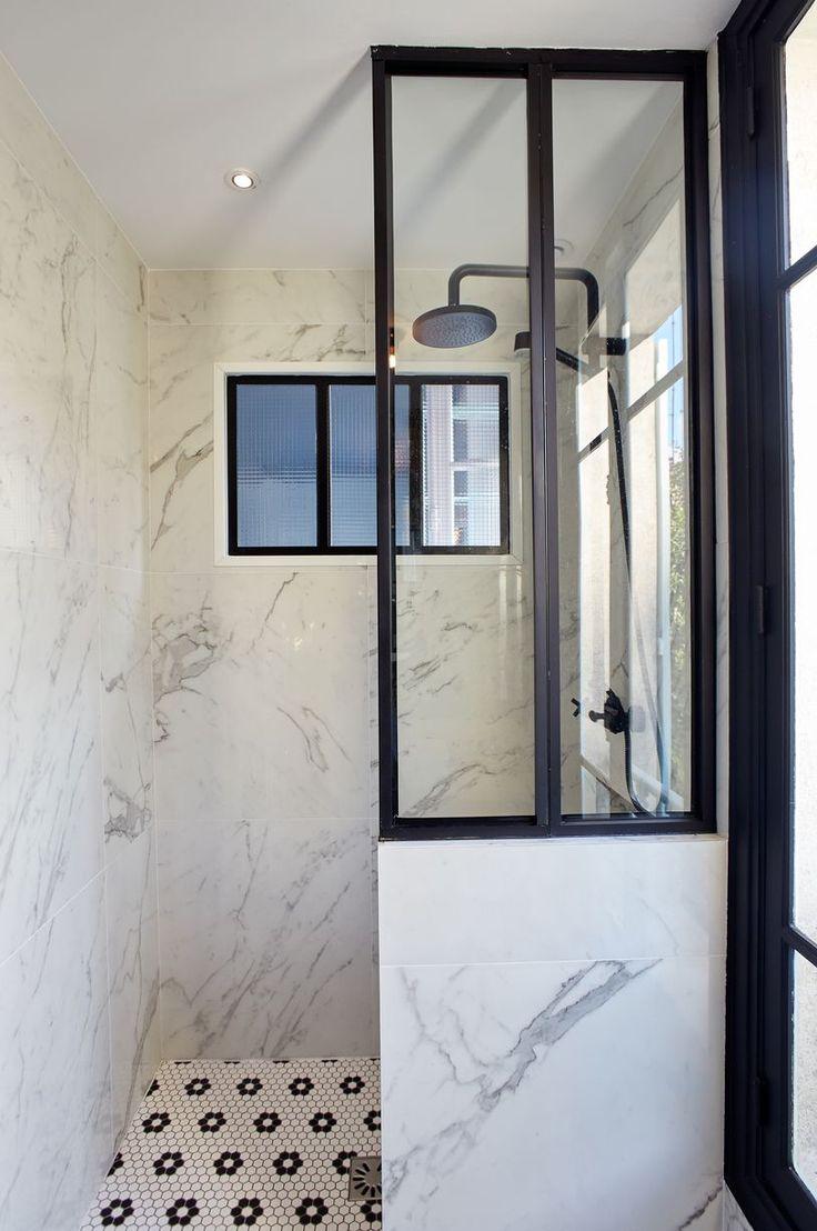 Gcg Architectes idée décoration salle de bain maison de 165m2 gcg