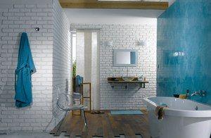 description matriaux pour salles de bains