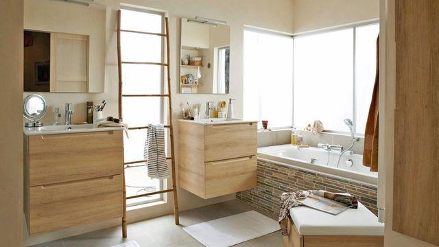 Id e d coration salle de bain r novation salle de bain pas ch re nos solutions petits prix - Idee renovation salle de bain ...