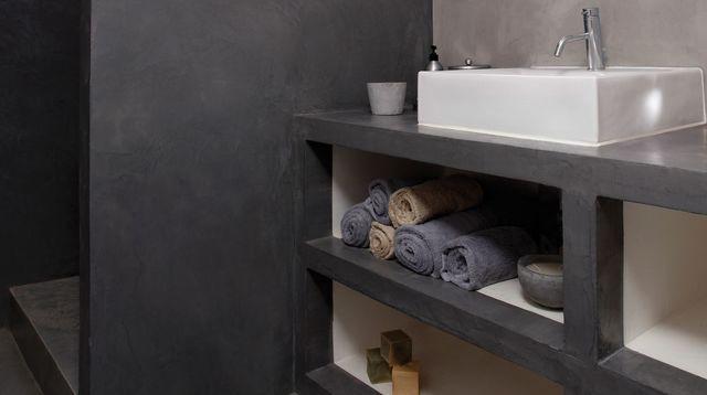 id e d coration salle de bain r novation salle de bain sans joints leading. Black Bedroom Furniture Sets. Home Design Ideas