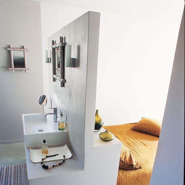 Id e d coration salle de bain r sultat de recherche d 39 images pour cloison separation tete de - Cloison pour salle de bain ...