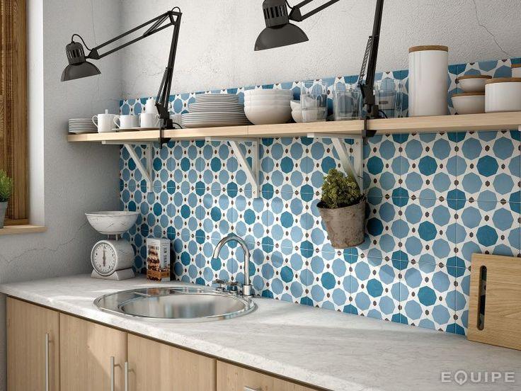 Idée relooking cuisine - Carrelage sol, salle de bain, cuisine et ...