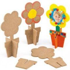 id es cadeaux pour la f te des m res 2017 cadre en bois fleurs d corer cadeau fete des meres. Black Bedroom Furniture Sets. Home Design Ideas