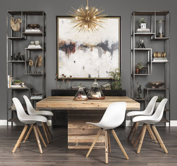 Cool Salle A Manger 15 Best Luxurious And Modern Dining Room Design For 2017