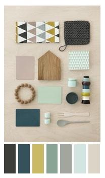 Déco Salon - Idées ambiance et couleur pour chambre d\'amis ...