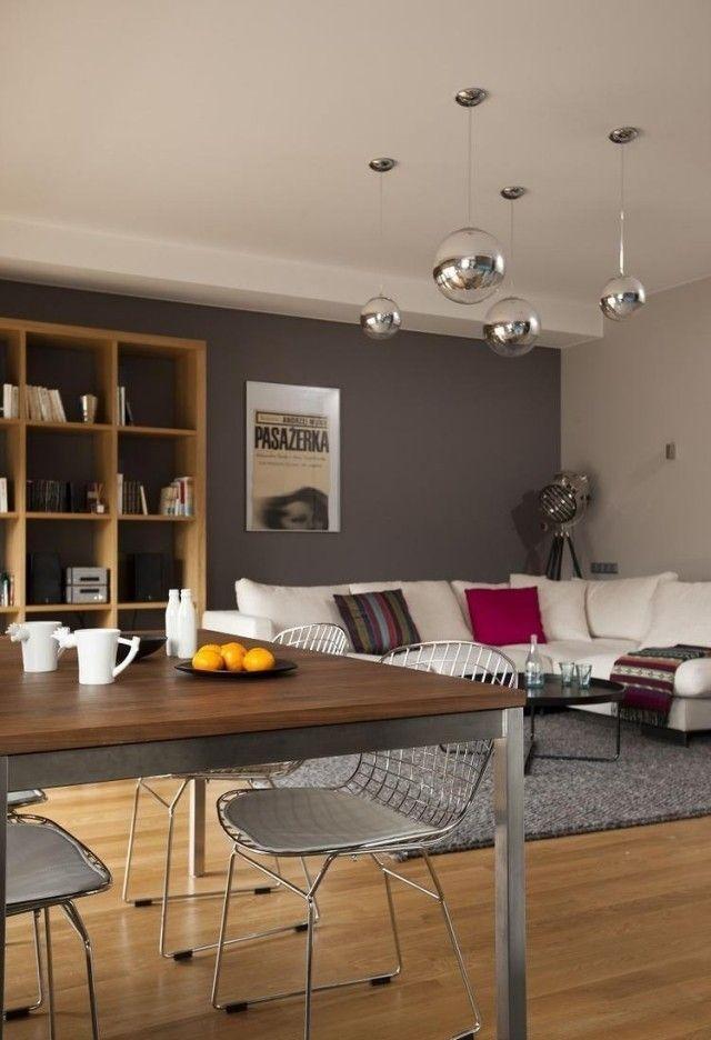 Déco Salon - Peinture salon: 24 couleurs, conseils et astuces pour vous - ListSpirit.com ...